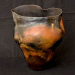Burnished-Vase