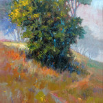 Morning Mist, oil by Simone Archer