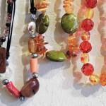 Baubles,  Bangles, Bright Shiny Beads