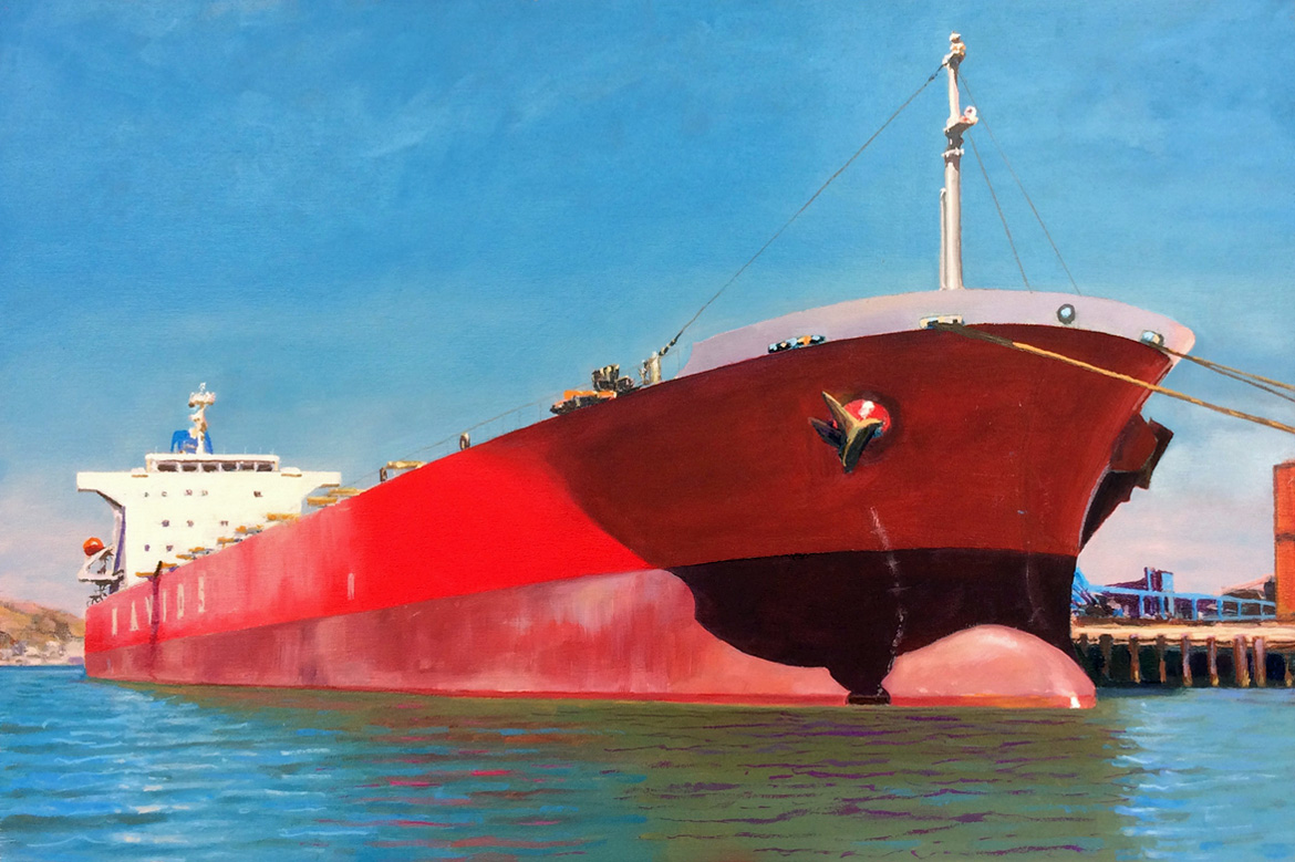 Red_Ship-by-Peter_McNeill-(w)