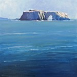 Arch Rock oil by Gerry Severson