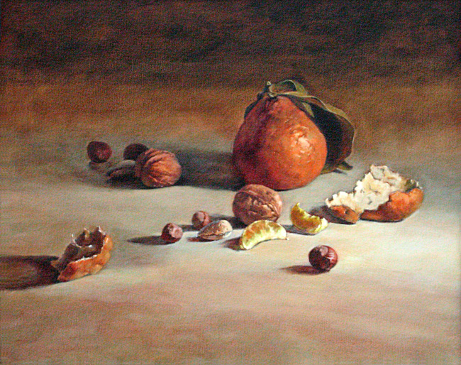 Mattison-Still-Life-with-Tangelo-(w)