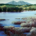 Ruth Beeve, Watershed, oil