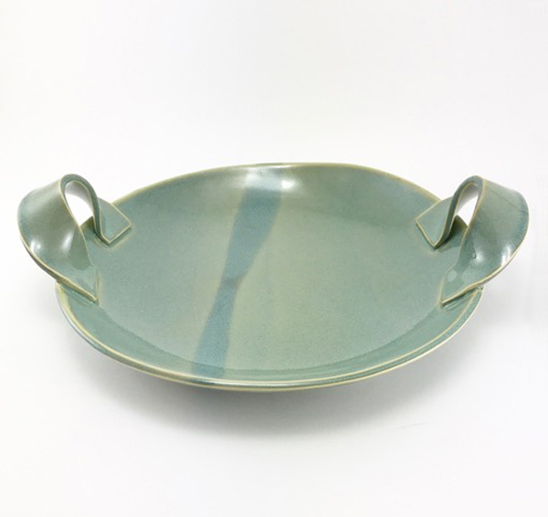 Wolfe-Serving Bowl with handles-(w)-1